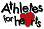 Athletes For Hearts Logo
